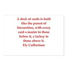 bridge quote Postcards (Package of 8)