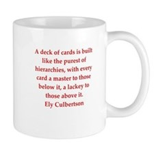 bridge quote Mug