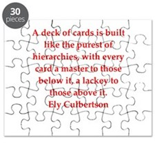 bridge quote Puzzle