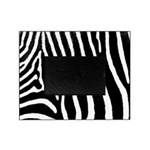 Helaine's Zebra Pattern Picture Frame