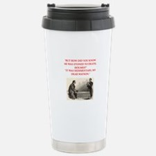 holmes joke Travel Mug