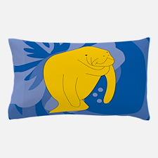 Manatee Pillow Case