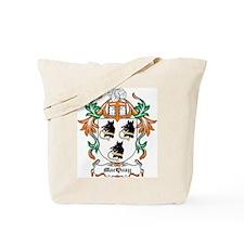 MacQuay Coat of Arms Tote Bag