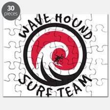 Wave Hound Surf Team Puzzle