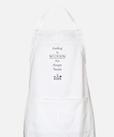 Cooking Is Science Apron