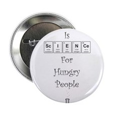 "Cooking Is Science 2.25"" Button"