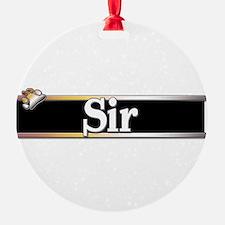 Sir Ornament