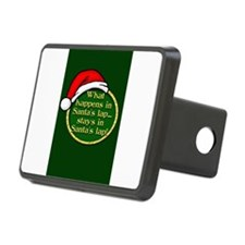 Santa's Lap Hitch Cover