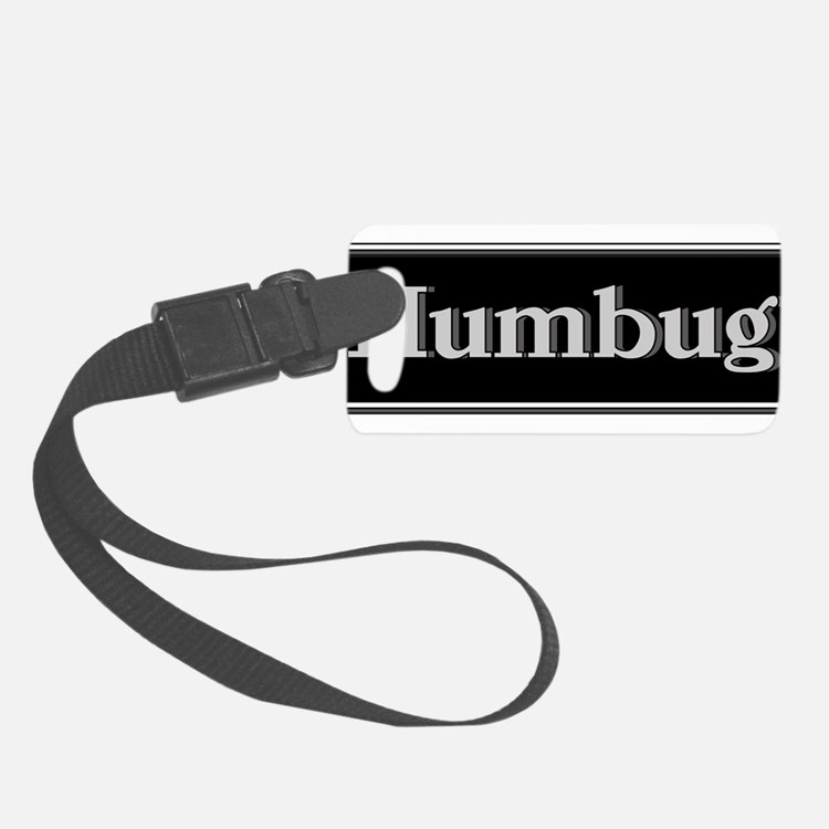 Humbug Luggage Tag