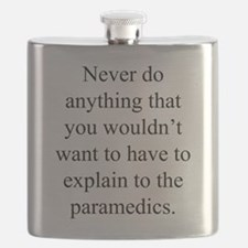 Paramedics Flask