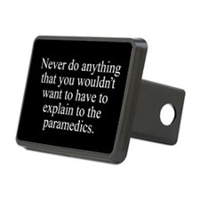 Paramedics Hitch Cover