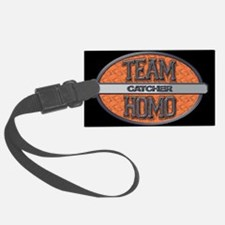 Team Homo Catcher Luggage Tag