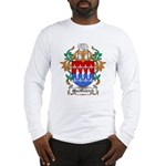 MacOstrich Coat of Arms Long Sleeve T-Shirt