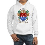 MacOstrich Coat of Arms Hooded Sweatshirt