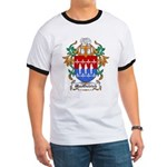 MacOstrich Coat of Arms Ringer T