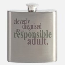 Responsible Adult Flask