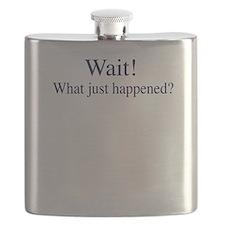 Wait! Flask