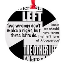 The Other Left Ornament