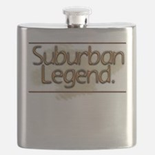 Suburban Legend Flask