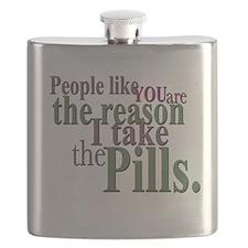 Pills Flask