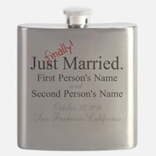 Finally Married Flask