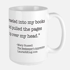 Pulled the pages Coffee Mug