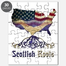 American Scottish Roots Puzzle