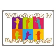 Back to School You Can do It! Banner