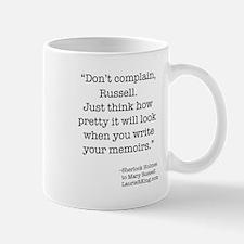 Memoirs Mug