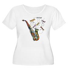 Wild Saxophone T-Shirt