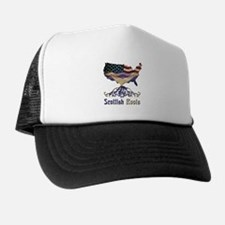 American Scottish Roots Trucker Hat