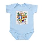 MacNeil Coat of Arms Infant Creeper