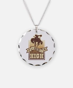 Ride Me High Necklace