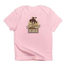 Ride Me High Infant T-Shirt