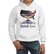 American Scottish Roots Hoodie