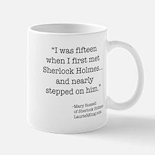 I was fifteen Mug