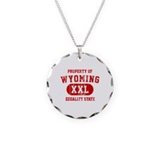 Property of Wyoming, Equality State Necklace