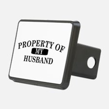 Property of my husband Hitch Cover