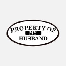 Property of my husband Patches