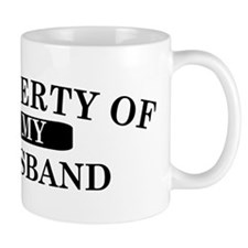 Property of my husband Mug