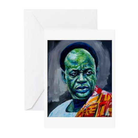 Kwame Nkrumah Greeting Cards (Pk of 20)
