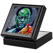 Kwame Nkrumah Keepsake Box