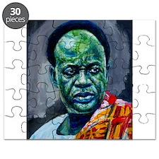 Kwame Nkrumah Puzzle