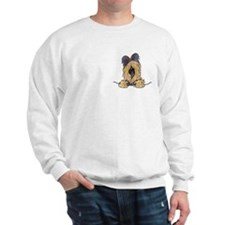 Pocket Briard Sweatshirt