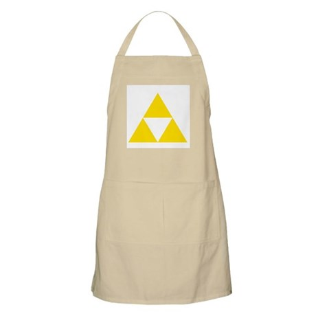 Tri-Force BBQ Apron