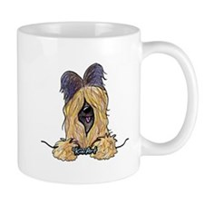 Pocket Briard Mug