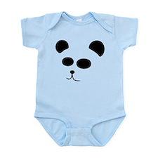 The Panda Infant Bodysuit
