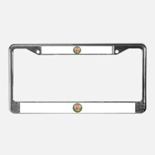 Far Out Man / License Plate Frame