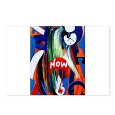 The power of Now Postcards (Package of 8)