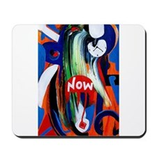 The power of Now Mousepad